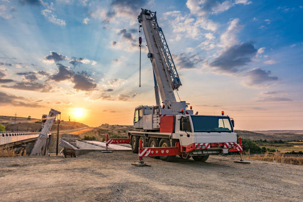 Purchase Affordable Mobile Cranes Sydney for Your Next Project